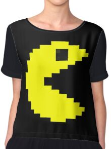 Pac Man Chiffon Top