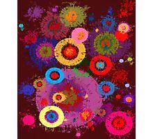 Abstract #360 Splirkles Photographic Print