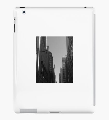 Driving View  iPad Case/Skin