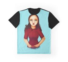 Here comes trouble Graphic T-Shirt