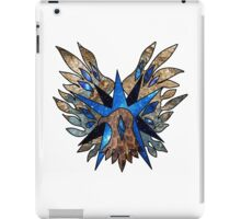Ravenclaw Crest Collage iPad Case/Skin