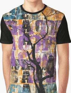 insomnia Graphic T-Shirt