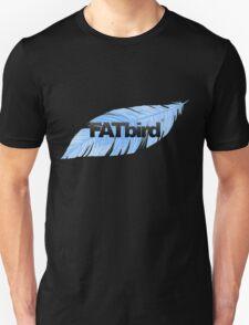 FATbird feather logo T-Shirt