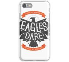 Where Eagles Dare iPhone Case/Skin