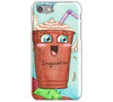 Flight of the Latte iPhone Case/Skin