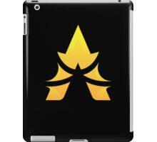 Apex Icon   FX   Yellow on Black   High Quality! iPad Case/Skin