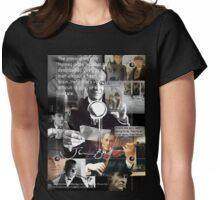 jeremy brett Womens Fitted T-Shirt