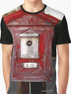 Fire Alarm pull box 3233 Graphic T-Shirt