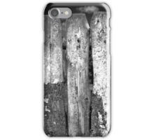 Fence 7 iPhone Case/Skin