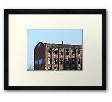 Lost Places Framed Print