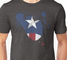 Ripped Star Spangled  Unisex T-Shirt