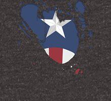 Ripped Star Spangled  Unisex T-Shirt
