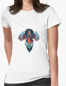 From the Asylum Womens Fitted T-Shirt