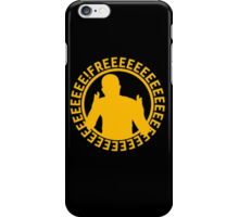 Apex FREEEEEEEEEEEE | Yellow on Black | High Quality! iPhone Case/Skin