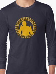 Apex FREEEEEEEEEEEE | Yellow on Black | High Quality! Long Sleeve T-Shirt