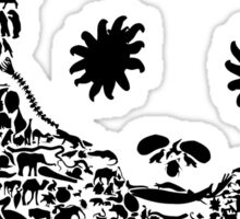 Panda Bear Zoos Sticker