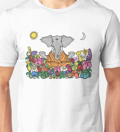 Third Eye Elephant Unisex T-Shirt
