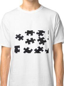 Puzzle Pieces Classic T-Shirt