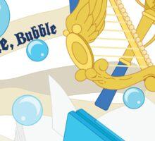 Sailor Mercury Banner Sticker