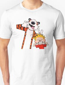 Calvin And Hobbes Unisex T-Shirt