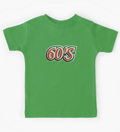 Old 60's Kids Tee