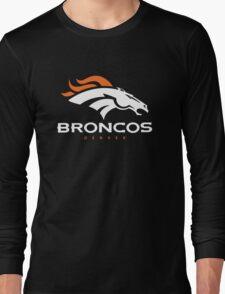 Denver Broncos Long Sleeve T-Shirt
