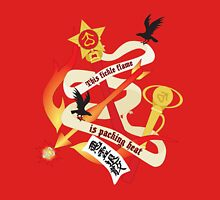Sailor Mars Banner Unisex T-Shirt