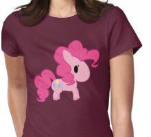 Chibi Pinkie Pie Womens Fitted T-Shirt