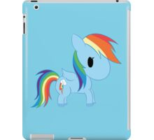 Chibi Rainbowdash iPad Case/Skin
