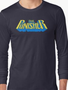 The Punisher - Classic Title - Clean T-Shirt