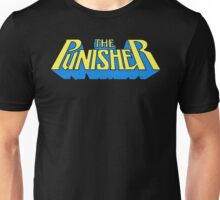 The Punisher - Classic Title - Clean Unisex T-Shirt