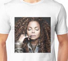 Janet Jackson Unisex T-Shirt