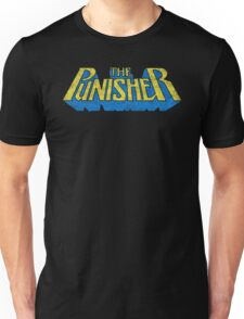 The Punisher - Classic Title - Dirty Unisex T-Shirt