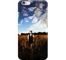 """VISIONARY """"Wheatfield"""" Cover  iPhone Case/Skin"""