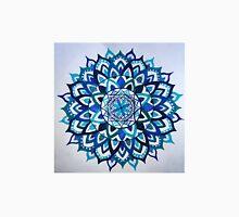 Feeling Blue Mandala  Unisex T-Shirt