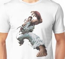 Fight Ryu Unisex T-Shirt