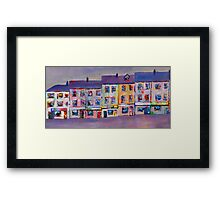 Irish Street IV Framed Print