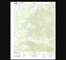 USGS TOPO Map Alabama AL Englewood 20110928 TM T-Shirt