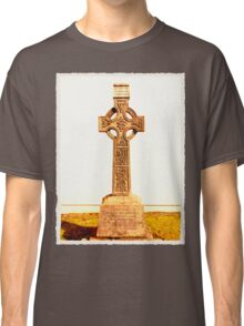 Hollyhill Church Cross  Classic T-Shirt