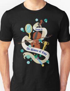 Sailor Neptune Banner Unisex T-Shirt