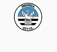 SWANSEA CITY FC OLD VINTAGE CREST LOGO BADGE Unisex T-Shirt