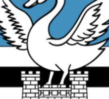 SWANSEA CITY FC OLD VINTAGE CREST LOGO BADGE Sticker