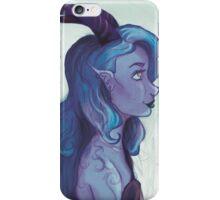 Horns  iPhone Case/Skin