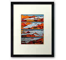 Kerry Coast, Ireland Framed Print