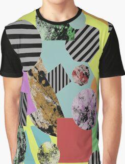 Geometric Chaos Graphic T-Shirt