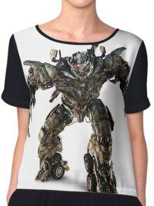 transformers Chiffon Top