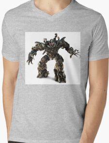 transformers Mens V-Neck T-Shirt