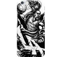 Rampage Kobe iPhone Case/Skin