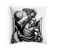 Rampage Kobe Throw Pillow