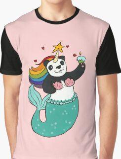 Panda of awesomeness Graphic T-Shirt